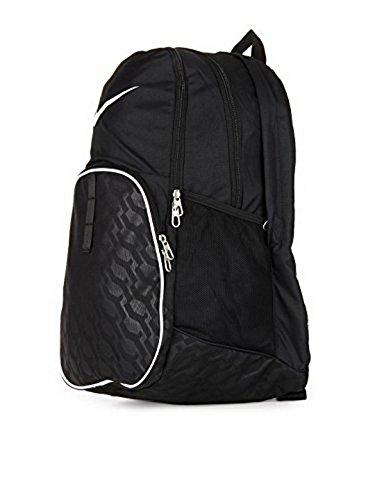 Amazon.com  The Nike Brasilia 6 XL Backpack Black Black White Size One  Size  Sports   Outdoors b58b39dc5c0b