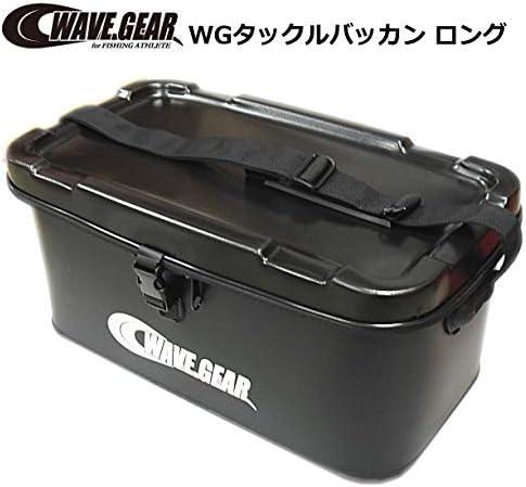 ウェブギア(Wave Gear) WGタックルバッカンロング 黒 WG4312
