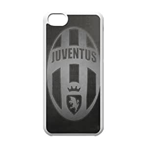 iPhone 5C JUVENTUS pattern design Cell Phone Case HJJVTS1349011
