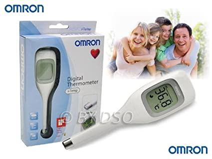 Omron mc-670 W-e i-Temp Digital termómetro i-Temp