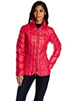 Via Spiga Women's Zip Front Packable Jacket