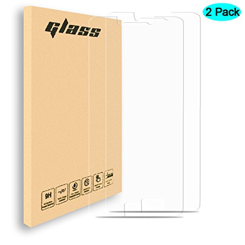 Tempered Glass for Asus Zenfone Max (Clear) - 8