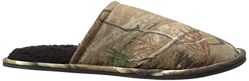 Wembley Men's Realtree Scuff Slipper Mule, Camouflage, Medium/8-9 M US by Wembley (Image #6)
