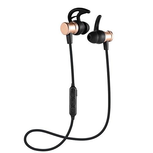 SODIAL SLS-100 wireless Bluetooth sports earphone built-in m