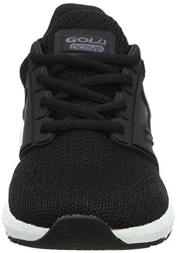 Black Fly de Grey Pand Femme Fitness Gola Chaussures Noir X WB8wvq1nOx