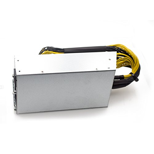 Power Supply for Bitmain AntMiner (APW3++ 1200W@110v 1600W@220v w/ 10 Connectors) by HotTopStar (Image #4)