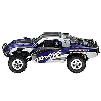 Amazon Com Traxxas 58024 Slash Pro 2 Wheel Drive Short Course Truck