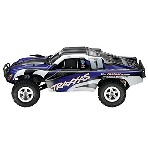 Traxxas 58024 Slash Pro 2 Wheel Drive Short Course Truck (Color may vary)(Discontinued by manufacturer)