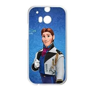 Happy Disney Frozen Handsome Kristoff Design Best Seller High Quality Phone Case For HTC M8