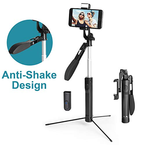 MOCREO Selfie Stick Extendable Anti Shake product image