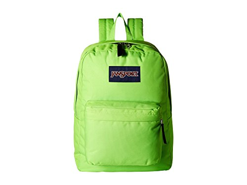JanSport Unisex SuperBreak Zap Green One Size by JanSport