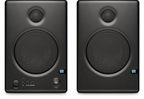 - Presonus Ceres C4.5BT 2-Way Powered Speakers with Bluetooth
