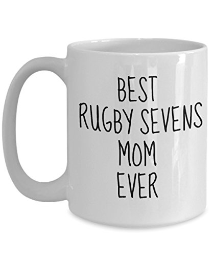 Best Rugby Sevens Mom Ever - Mug