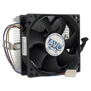 AVC Socket AM2 Aluminum Heat Sink & 3.14