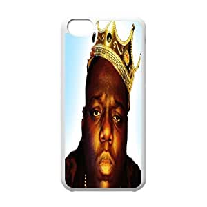 DDOUGS Biggie SmallsCustom Cell Phone Case for Iphone 5C, Customised Biggie SmallsCase
