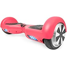 "XtremepowerUS 6.5"" Self Balancing Hoverboard Scooter w/ Bluetooth Speaker"