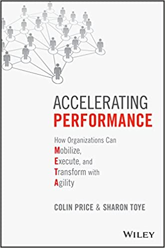 Amazon com: Accelerating Performance: How Organizations Can