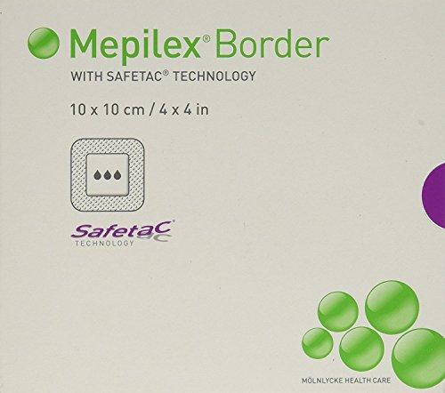 Mepilex Border Self-Adhesive Foam Dressings