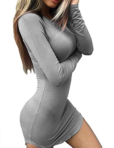 Sexy Short Tight T-shirt for Women - 1