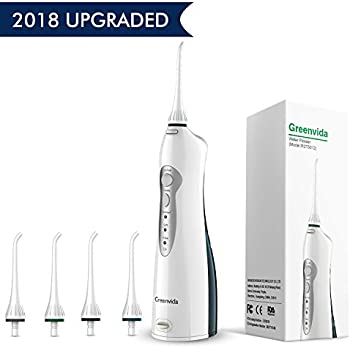 Greenvida Flosser Electric & Rechargeable Oral Irrigator
