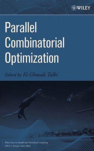Parallel Combinatorial Optimization by El Ghazali Talbi