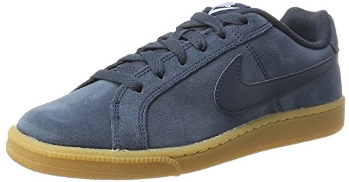 Navy Blue Blue Lt Gymnastics Shoes Armory Court Armory Navy gum Brown Royale WMNS Armory WoMen Suede lt Nike qTzUwU