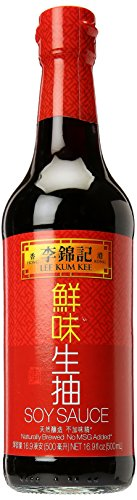 Price comparison product image Lee Kum Kee Soy Sauce, 16.9 Ounce