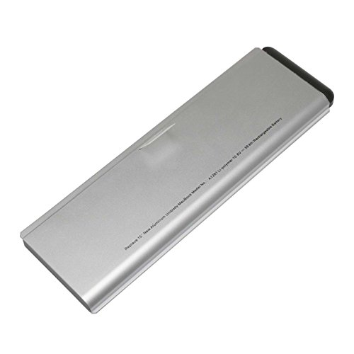 SOLICE® New A1281 Laptop Battery for A1286 (2008 Version),fit:MB772 MB772/A MB772J/A MB772LL/A ()