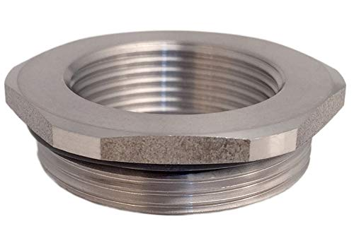 Sealcon RM-6340-SS-B M63 to M40 Stainless Steel Reducer w/O-Ring