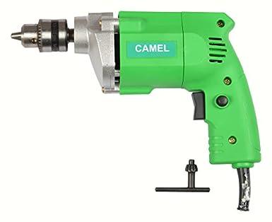 Camel 10mm Powerful Electric Drill Machine(Copper Motor), 350W