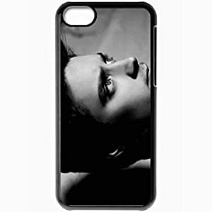 diy phone casePersonalized iphone 4/4s Cell phone Case/Cover Skin Elijah Wood Black White Face Actor Profiles Brunette Blackdiy phone case