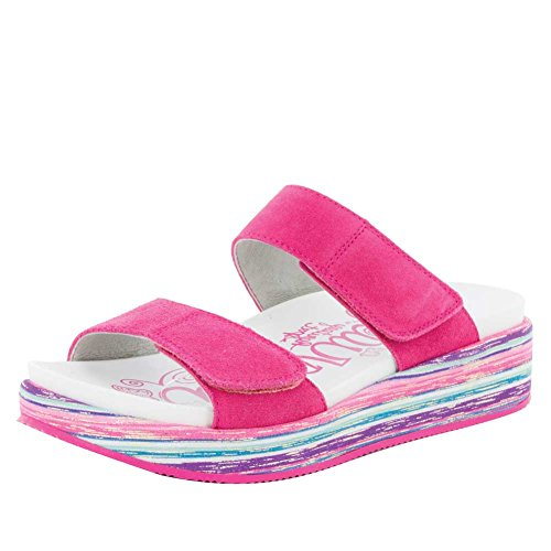 Alegria Mixie Women's Sandal Fuchsia Party limited edition sale online outlet fashion Style cheap sale shop offer 1hZRz