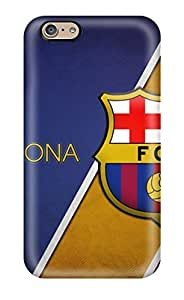 Iphone Covers Cases - Fc Barcelona 2013 Protective Cases Compatibel With Iphone 6