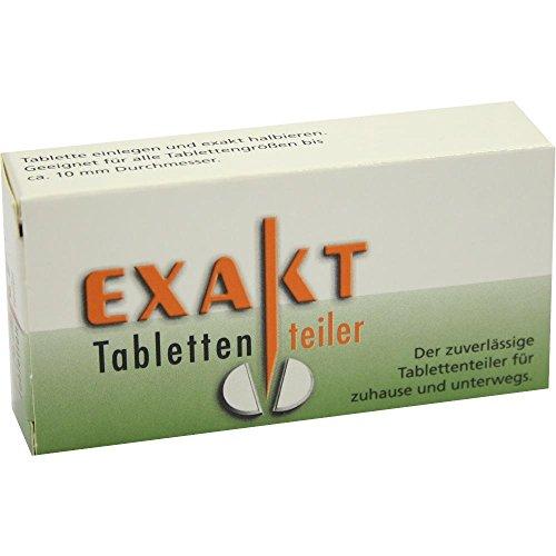 Exakt Tablettenteiler, 1 St