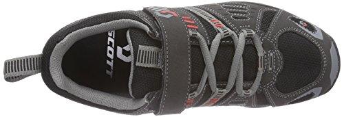 Scott Trail Unisex-adult Trail Running Shoes Black (zwart)
