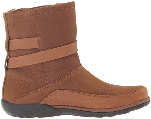 Chaco Womens Hopi Boot Rust