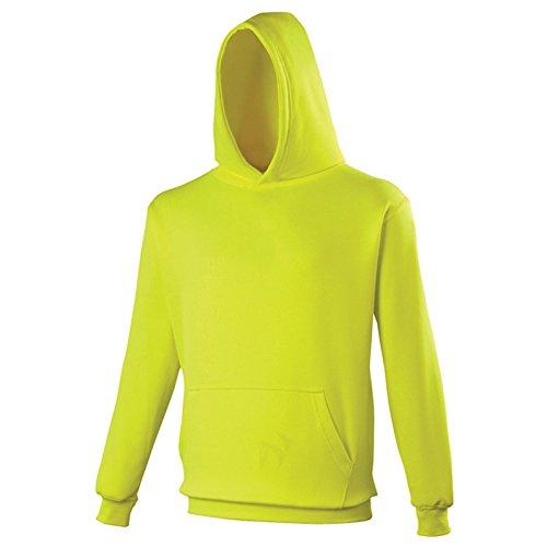 AWDis - Sudadera con capucha - para mujer Electric Yellow