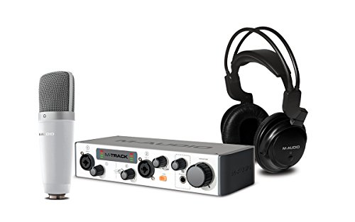 M-audio - Vocal Studio Pro Ii Recording Bundle - Black/white