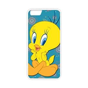 Tweety Bird Inspiration Design Solid Rubber Customized Cover Case for iPhone 6 4.7 hjbrhga1544