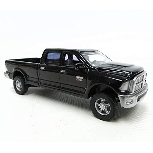 TOMY 1/64th 2012 Dodge Ram 2500 Heavy Duty Laramie in Black ()