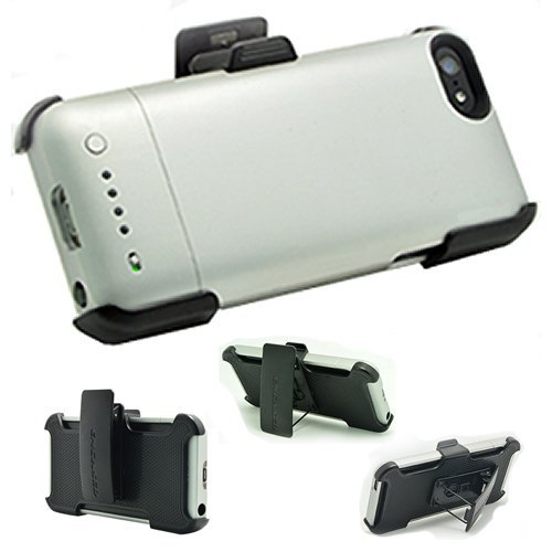 check out 126cb 38e06 Encased Belt Clip Case Holster for Mophie Juice Pack Helium & Air iPhone 5  5S