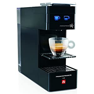 Francis Francis for illy illy Francis Francis Y3 iperEspresso Machine – absolutely beautiful machine with a sleek look