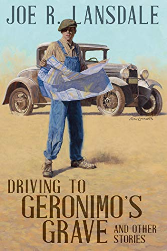 Driving to Geronimo's Grave and Other Stories (Top Ten Best Pocket Knives)