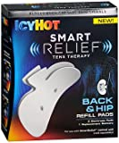 Icy Hot Smart Relief TENS Therapy Back Pain Therapy, Pack of 5