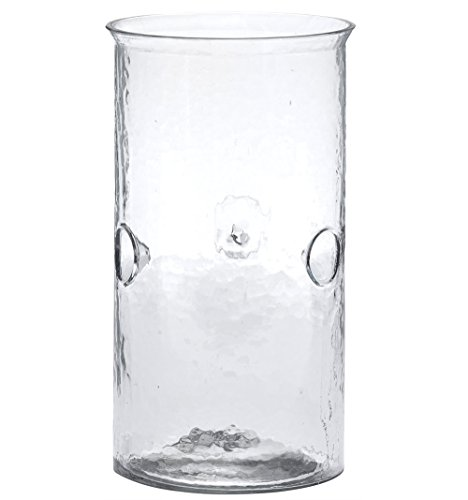 Park Designs Hammered Glass Votive Cylinder - 9