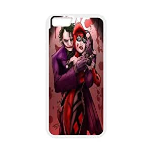 "joker and harley quinn Design Top Quality DIY Hard Case Cover for iPhone6 4.7"", joker and harley quinn iPhone6 4.7"" Phone Case"