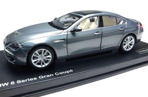 1/18 BMW F06 650i LHD スペースグレー PA97031