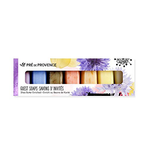 (Pre de Provence Butterfly Luxury Collection Soap Gift Box, Set of 7)