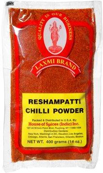 Laxmi Traditional Indian Resham Patti Chili Powder Cooking Spice - (7 oz)