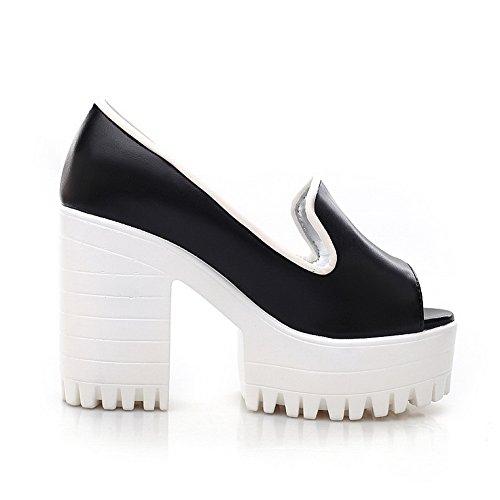 1TO9 - Sandalias de vestir para mujer negro